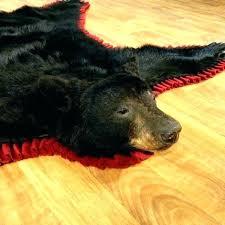 faux bear skin rug rugs bearskin small size of fake white sheepskin area for faux bear skin rug