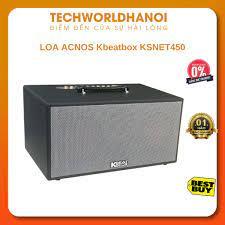 Mã ELMS03 giảm 7% đơn 500K] Loa Karaoke Di Động Acnos KBeatbox Mini  KSNet450 - Hàng chính hãng