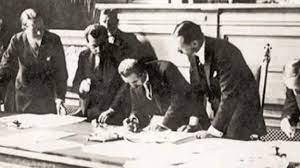 Lozan Antlaşması'nın imzalanmasının üzerinden 98 yıl geçti - GÜNCEL  Haberleri
