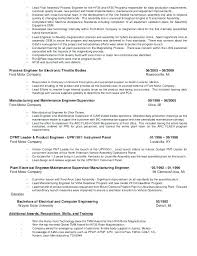 Manufacturing Engineer Resume Sample Structural Engineer Resume Sample Sample Resume For Structural ...