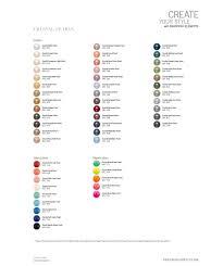 Swarovski Elements Pearl Colour Chart Ren Ting Online