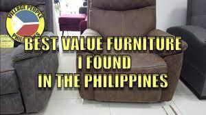 best value furniture i found in the