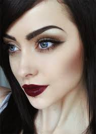 makeup for winter 2016 your glamour winter makeup tips