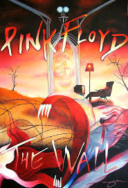 >pink floyd the wall painting by joshua morton pink floyd painting pink floyd the wall by joshua morton