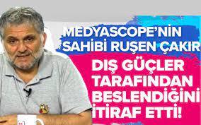 Ruşen Çakır'ın Medyascope tv'sini kim destekliyor? - Internet Haber