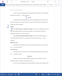 Dr Paper Help Apa Section Headings