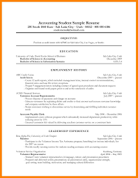 12 Accounting Internship Resumes Job Apply Form Summer Resume