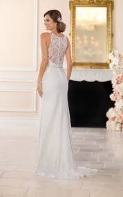 wedding dresses romantic casual wedding dress stella york