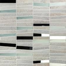 splashback tile reflection tzoid white 11 73 in x 14 29 in x 9 mm quartz