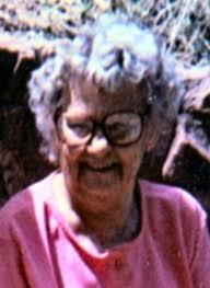 Alberta LaNelle Orcutt (kane) (1920 - 2001) - Genealogy