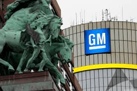 Sell Gm Stock On Nationwide Strike Chart Stock Market