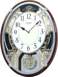 36 inch wall clock cool wall clocks inch wall clock oval glass clock with white clock 36 inch wall clock