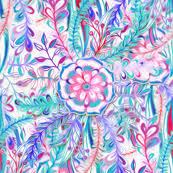 Boho Patterns Gorgeous Trending Boho Fabrics Fabrics Spoonflower