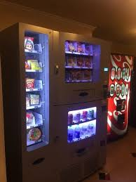 Energy Star Vending Machines Awesome Unmanned Vending Machines Introduce Solar EnergyMico Snacksoft