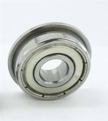 car axle bearing. flanged slot car axle bearing 3/32\ e