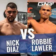 UFC 266: Nick Diaz kehrt für Fünf ...