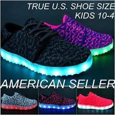 sketchers light up shoes girls. kids led light up sneakers luminous shoes boys girls usb charger lace athletic sketchers