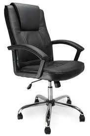 black leather office chair. Interesting Leather Inside Black Leather Office Chair
