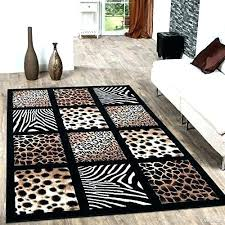 animal print rug target amazing leopard area with regard to designs zebra rugs 8x10