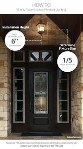 front entry lighting ideas outdoor front door light fixtures outdoor lighting ideas tips add curb appeal