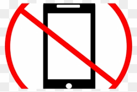 Phone Sign Cell Phone Sign Free Transparent Png Clipart Images