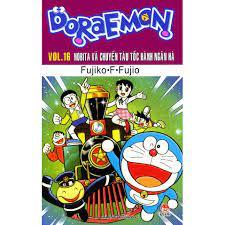 Truyện Tranh: Doraemon Truyện Dài Tập 16 - Nobita Và Chuyến Tàu Tốc Hành  Ngân Hà (Fujiko.F.Fujio) - ChoBaDao