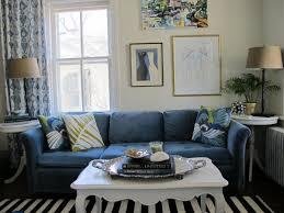 Velvet Living Room Furniture Royal Blue Sofa Blue Leather Sofas Home Interior Ideas Furniture