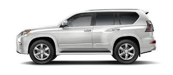 2018 lexus 7 passenger suv. simple passenger 2018 gx 460 in starfire pearl with 18inch sixspoke alloy wheelsu003c in lexus 7 passenger suv