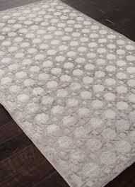 jaipur rugs fables trella rectangular gray area rug