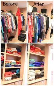 capricious best way to organize closet home 12 clever makeover idea thegoodstuff before and after by color photo clothes in kitchen cabinet outlook