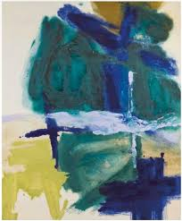 friedel dzubas al abstraction led the way away from minimalism in painting and toward a new freer expressionism