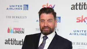 Nick Knowles Song In Charts Nick Knowles Could Be A Contender For Christmas Number One Bt
