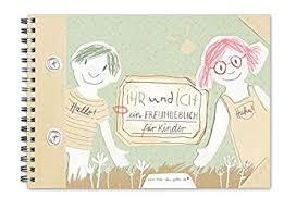 Mini Freundebuch Für Kinder Ihr Und Ich Poesiealbum Für 15