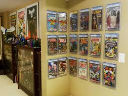 cgc pgx cbcs slabbed comic book wall