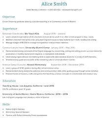 Resume For Substitute Substitute Resume Resume Resume Template