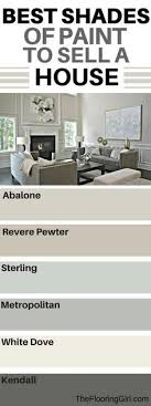 Delightful What Are The Best Paint Colors For Selling Your House