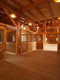 gentleman s barn farmhouse garage and shed burlington cushman design group