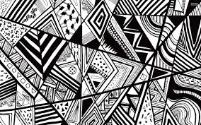 black and white wallpaper pattern tumblr. Brilliant Wallpaper Black U0026 White Wallpapers 7  2560 X 1600 Throughout And Wallpaper Pattern Tumblr E