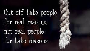 Image result for fake and real quotes pictures