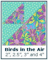 Free Paper Piecing Patterns Library & ... Birds in the Air quilt block tutorial ... Adamdwight.com