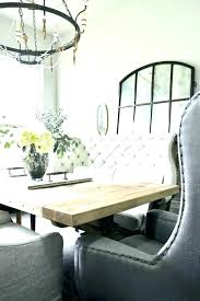 curved settee bench. Contemporary Settee Dining Table With Settee Curved  Bench Inside Curved Settee Bench
