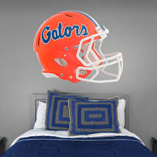 florida gators helmet giant officially licensed removable wall decal fathead