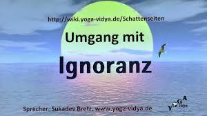 Ignoranz Yogawiki