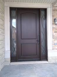 nice front doorsFront Entry Doors with Sidelights