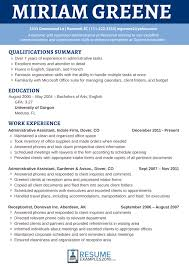 Sample Resume Templates 2018 Resume Templates For Receptionist Free Sample Awesome Receptionist 14