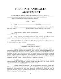Residential Real Estate Sale Agreement Word Free Download Sales ...