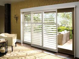 ds for sliding glass doors ideas window treatments with vertical blinds grommet