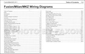 2011 lincoln mkx wiring diagram 2011 ford fusion mercury milan lincoln mkz wiring diagram manual 2011 ford fusion mercury milan lincoln
