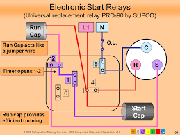 supco universal potential relay wiring diagram detailed wiring diagram e2 motors and motor starting ppt video online potter brumfield relay wiring diagrams cwb