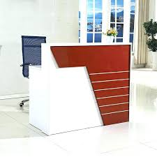 counter height office desk counter height office desk high end modern office furniture small reception desk